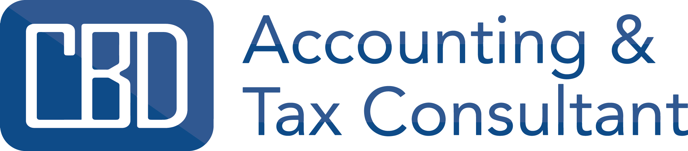 CBD Accounting and TAX Consultant Logo